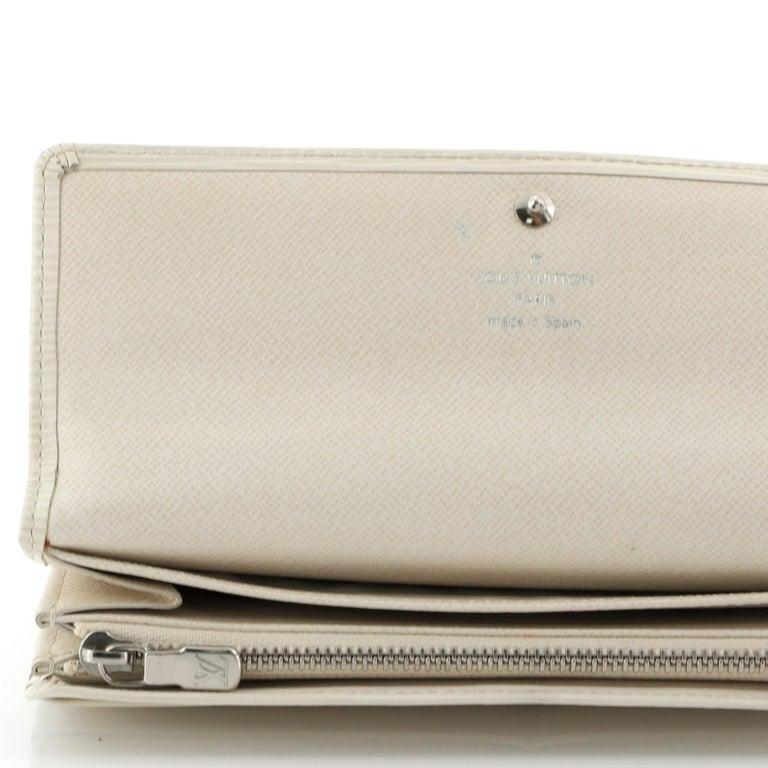 Louis Vuitton Sarah Wallet Epi Leather For Sale 4