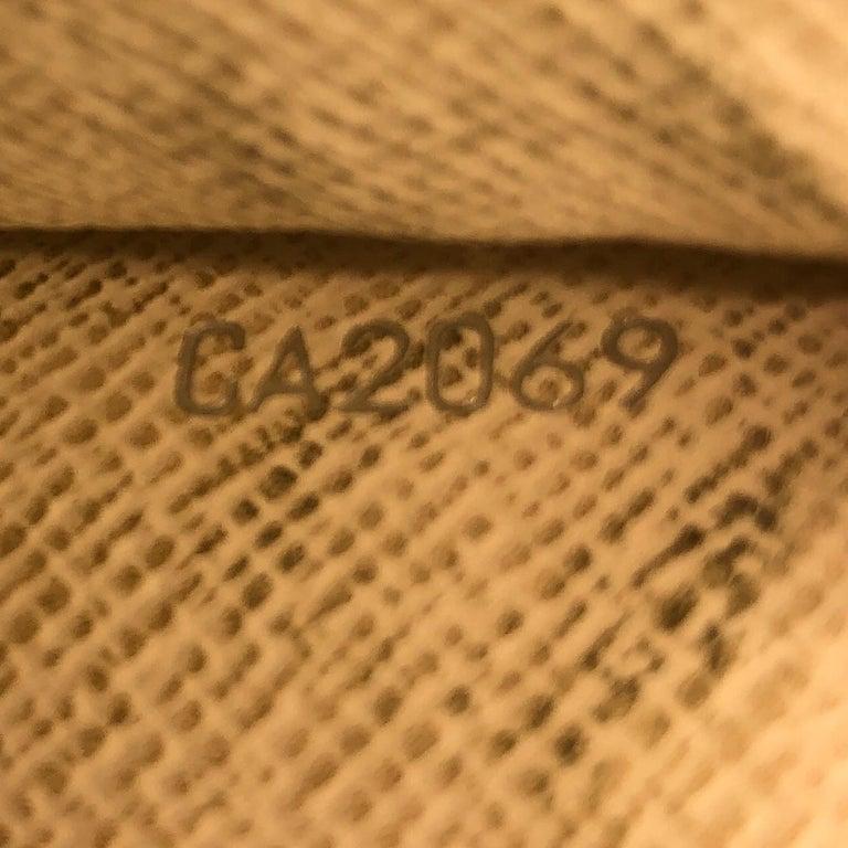 Louis Vuitton Sarah Wallet Epi Leather For Sale 5