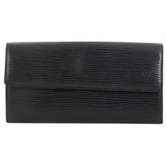 Louis Vuitton Sarah Wallet Epi Leather