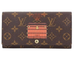 Louis Vuitton Sarah Wallet Limited Edition Monogram Canvas