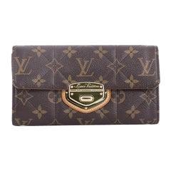 Louis Vuitton Sarah Wallet Monogram Etoile
