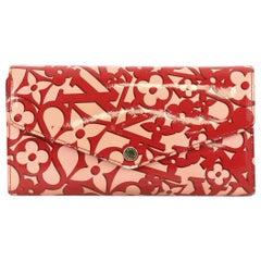 Louis Vuitton Sarah Wallet NM Limited Edition Vernis