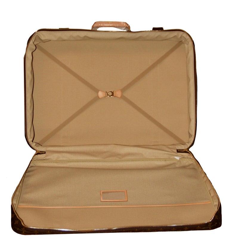 Louis Vuitton Satellite 65 Monogram Suitcase For Sale 5