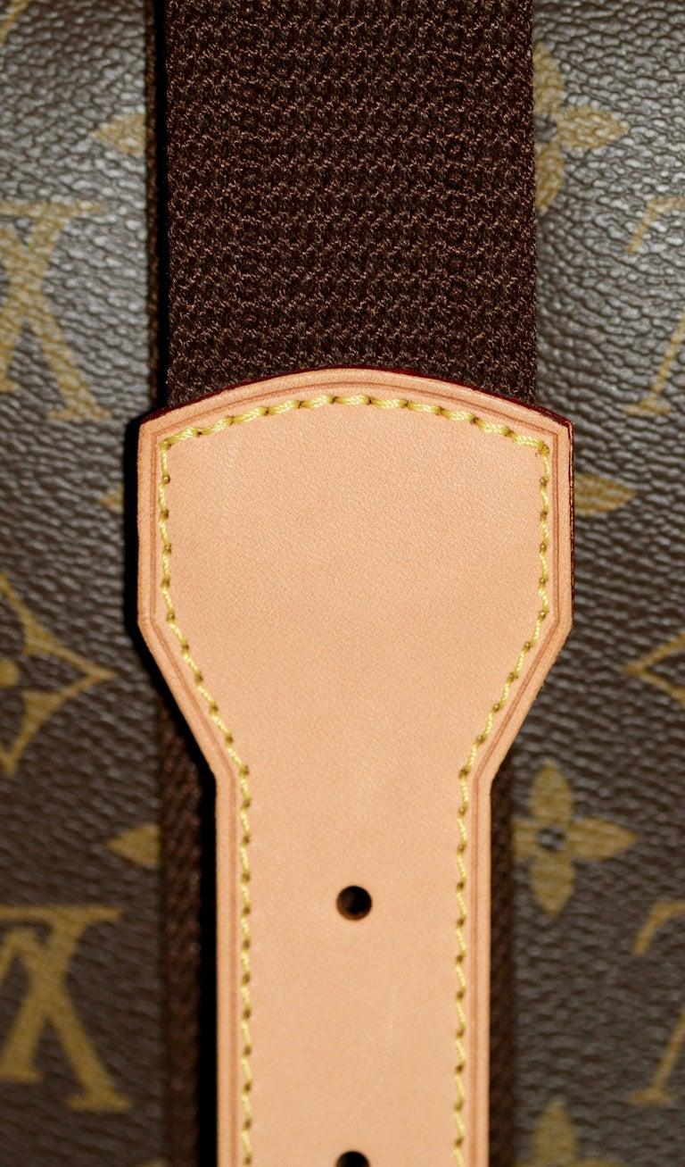 Louis Vuitton Satellite 65 Monogram Suitcase For Sale 2