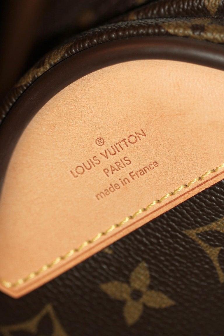 Louis Vuitton Satellite 65 Monogram Suitcase For Sale 3