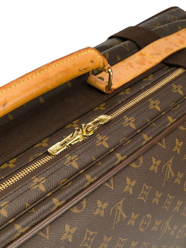 Louis Vuitton Satellite 70 Monogram Canvas Suitcase In Fair Condition For Sale In London, GB
