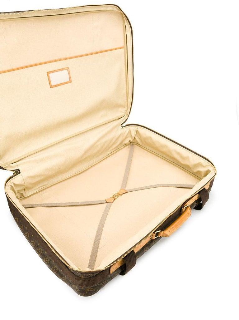 Women's Louis Vuitton Satellite 70 Monogram Canvas Suitcase For Sale