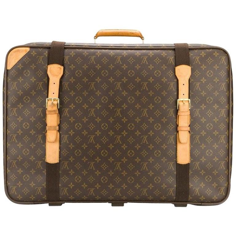Louis Vuitton Satellite 70 Monogram Canvas Suitcase For Sale