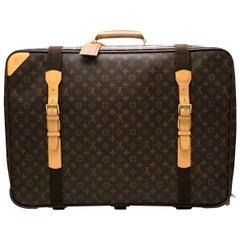 Louis Vuitton Satellite 70 Monogram Canvas Suitcase Travel Bag