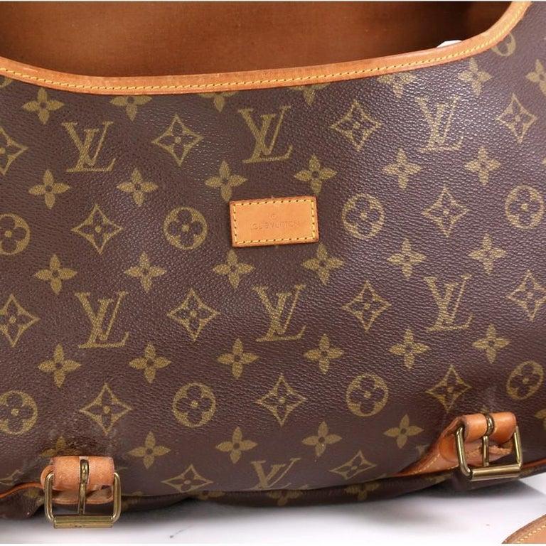 Louis Vuitton Saumur Handbag Monogram Canvas 43 4