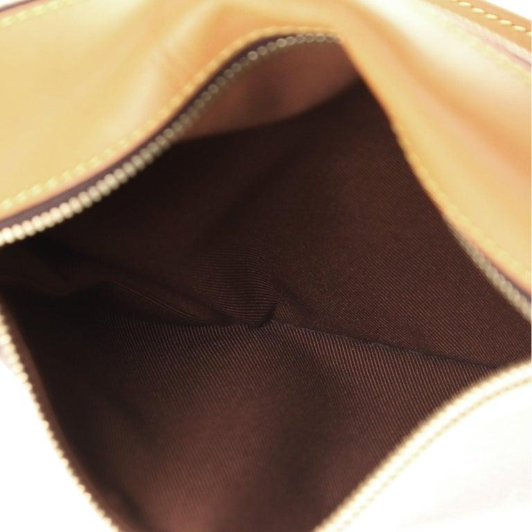 Women's Louis Vuitton Saumur Messenger Bag Monogram Canvas PM For Sale
