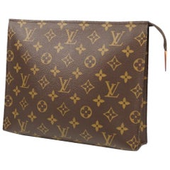 LOUIS VUITTON second bag poche toilette 26 Womens pouch M47542