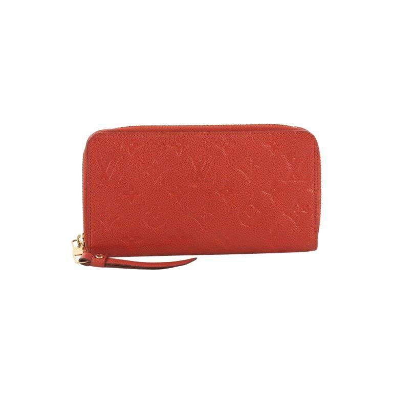 257d2a7e4980 Louis Vuitton Secret Wallet Monogram Empreinte Leather For Sale at 1stdibs
