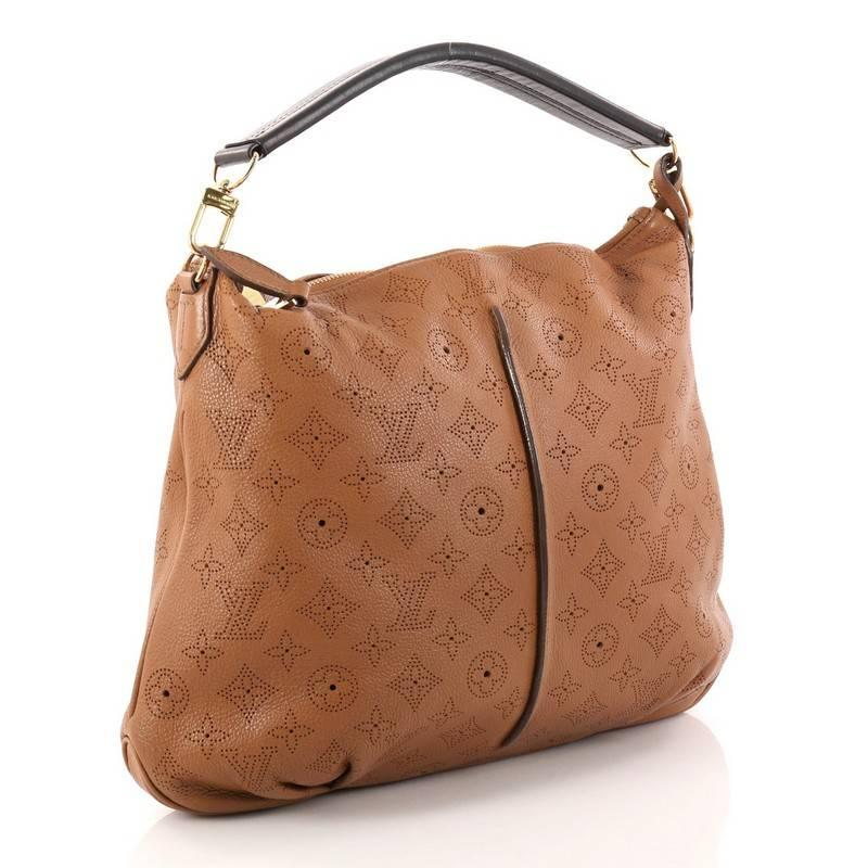 Louis Vuitton Selene Handbag Mahina Leather Pm P9aORIl
