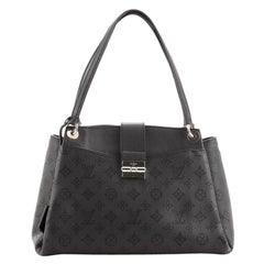 Louis Vuitton Sevres Handbag Mahina Leather
