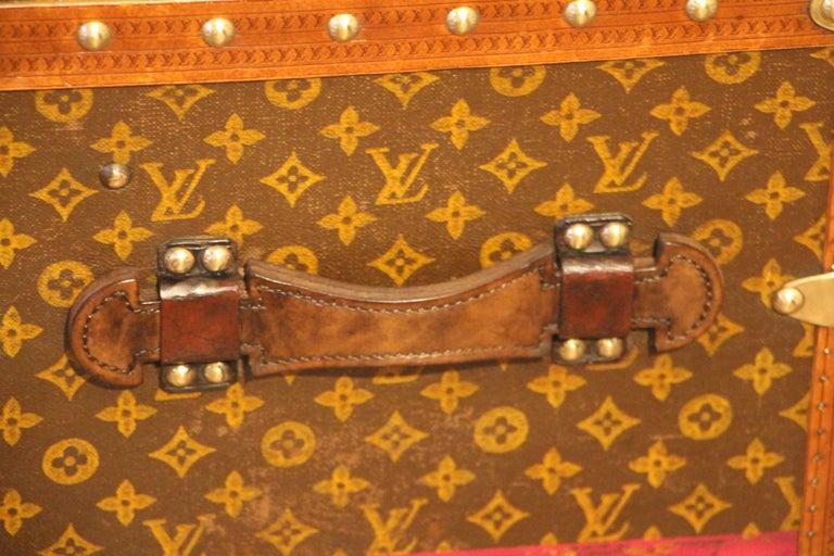 Louis Vuitton Shoe Trunk, Louis Vuitton Trunk, Louis Vuitton Steamer Trunk For Sale 3