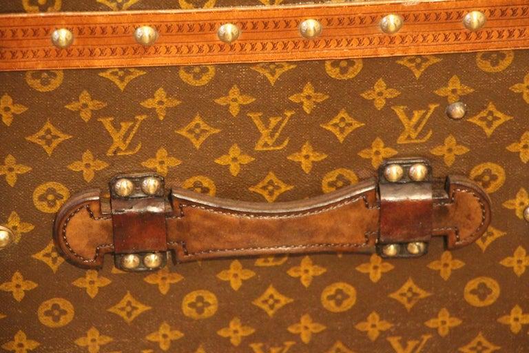 Louis Vuitton Shoe Trunk, Louis Vuitton Trunk, Louis Vuitton Steamer Trunk For Sale 6