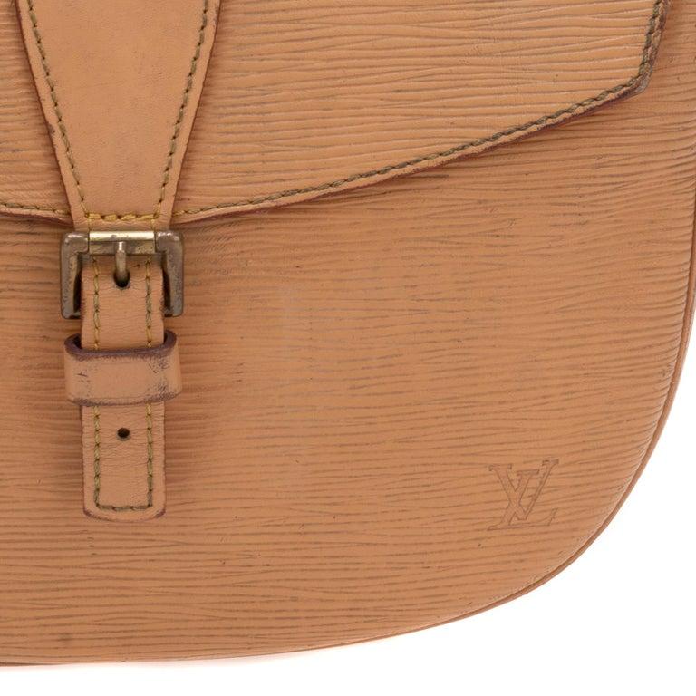 Brown Louis Vuitton Shoulder Bag For Sale