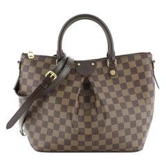 Louis Vuitton Siena Handbag Damier MM