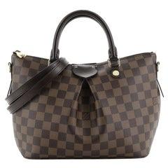 Louis Vuitton Siena Handbag Damier PM