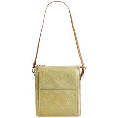 Louis Vuitton Silver Vernis Pochette Mott