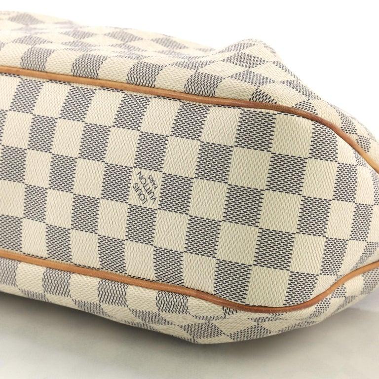 Women's Louis Vuitton Siracusa Handbag Damier PM
