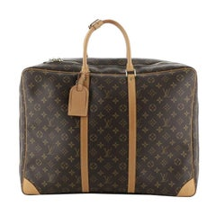Louis Vuitton Sirius Handbag Monogram Canvas 50