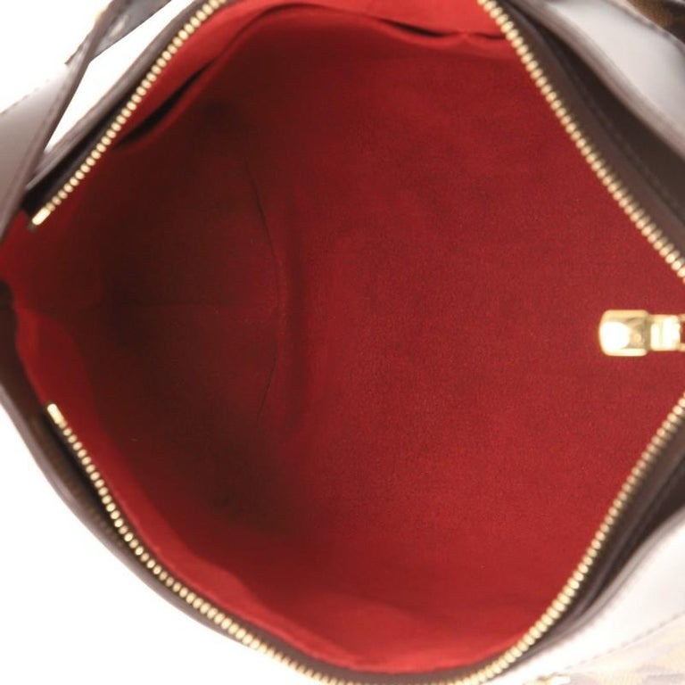 Women's or Men's Louis Vuitton Sistina Handbag Damier MM For Sale