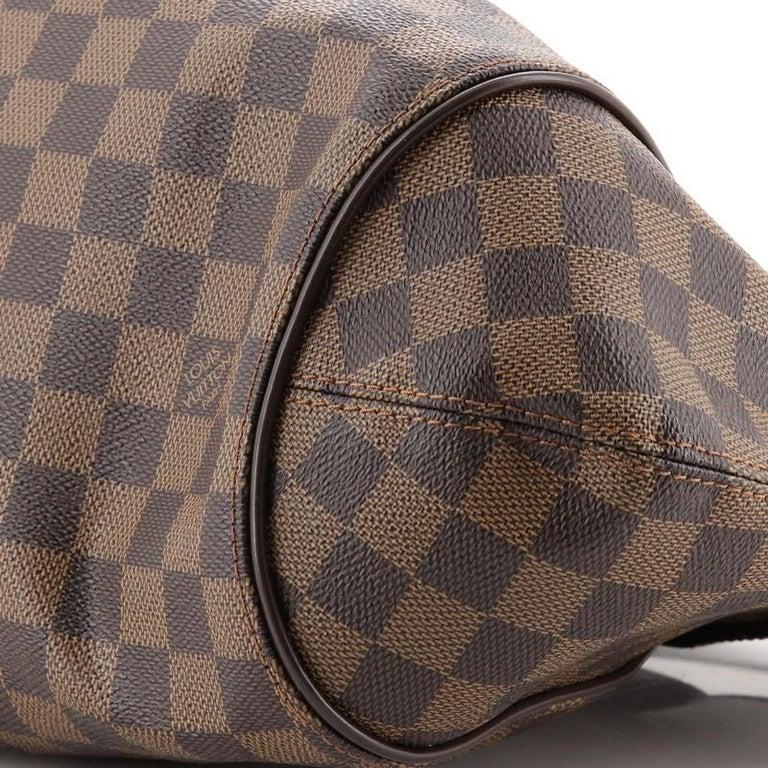 Louis Vuitton Sistina Handbag Damier MM For Sale 1