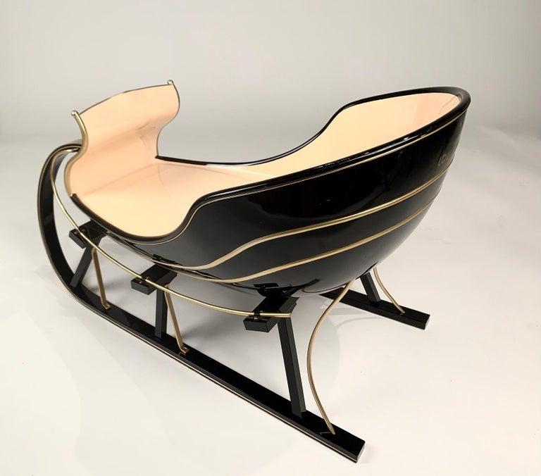 Contemporary Louis Vuitton Sleigh For Sale
