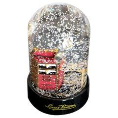 Louis Vuitton Snow Globe, Louis Vuitton Snow Dome,Louis Vuitton Globe