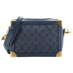 Louis Vuitton Soft Trunk Bag Monogram Denim