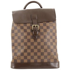 Louis Vuitton Soho Backpack Damier