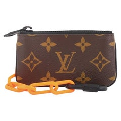 Louis Vuitton Solar Ray Pochette Cle Monogram Canvas