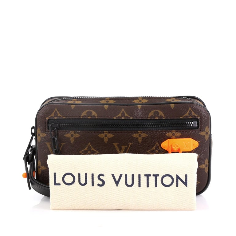 d8752d7784 Louis Vuitton Solar Ray Pochette Volga Monogram Canvas