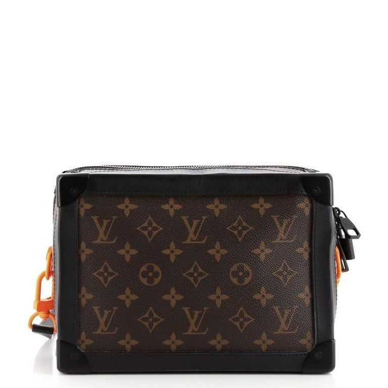 Louis Vuitton Solar Ray Soft Trunk Bag Monogram Canvas In Good Condition For Sale In New York, NY