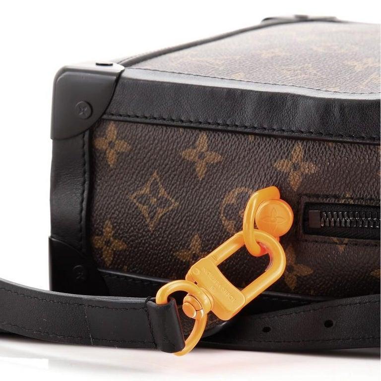 Louis Vuitton Solar Ray Soft Trunk Bag Monogram Canvas For Sale 2