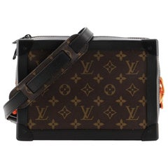 Louis Vuitton Solar Ray Soft Trunk Bag Monogram Canvas