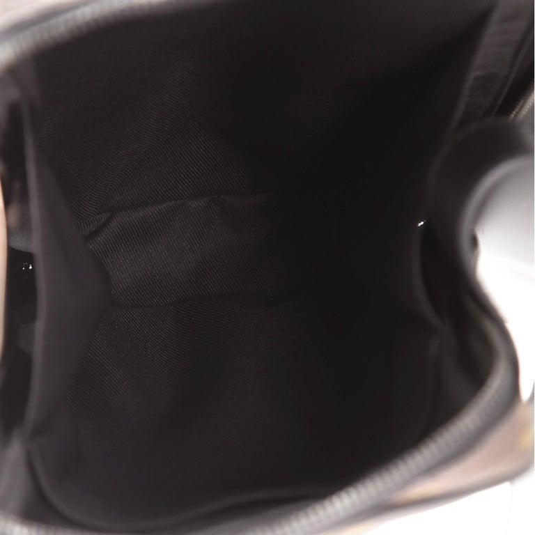 Women's or Men's Louis Vuitton Solar Ray Utility Side Bag Monogram Canvas For Sale