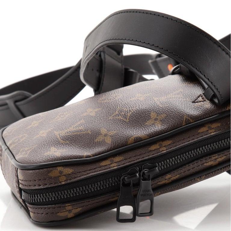 Louis Vuitton Solar Ray Utility Side Bag Monogram Canvas For Sale 1