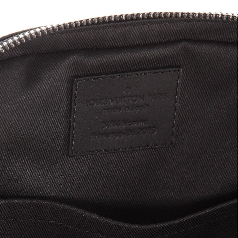 Louis Vuitton Solar Ray Utility Side Bag Monogram Canvas For Sale 2
