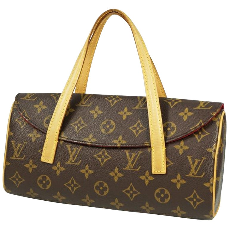 LOUIS VUITTON Sonatine Womens handbag M51902 For Sale