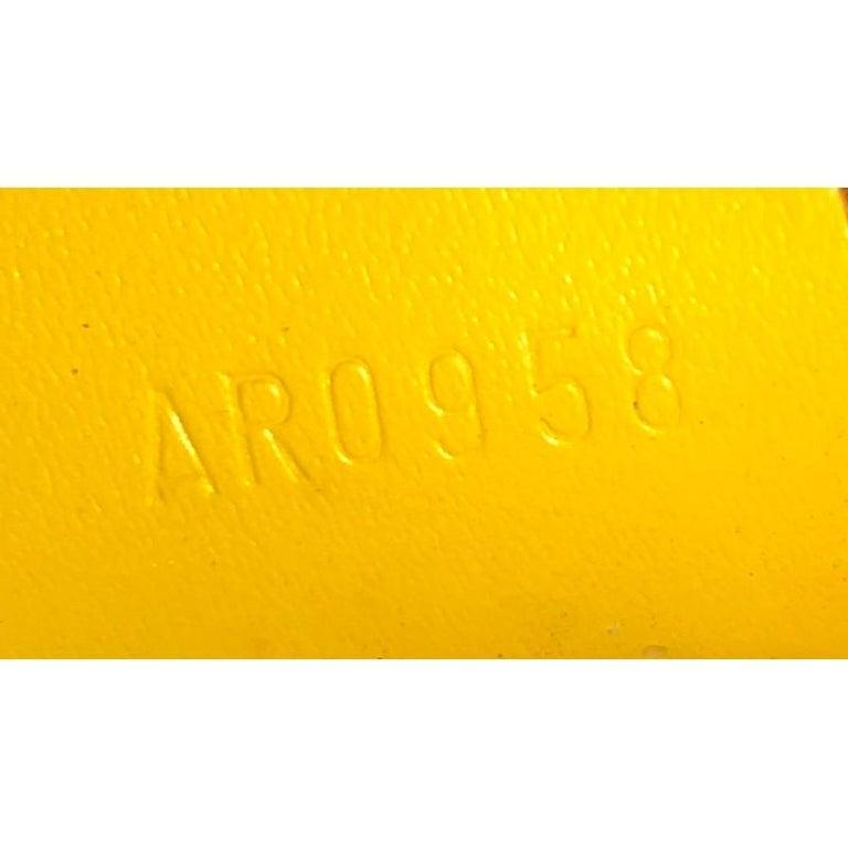 Louis Vuitton Soufflot Handbag Epi Leather For Sale 3