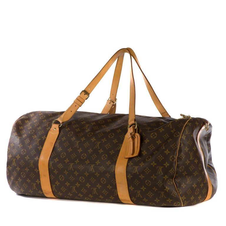 Exceptional and rare Louis Vuitton travel bag