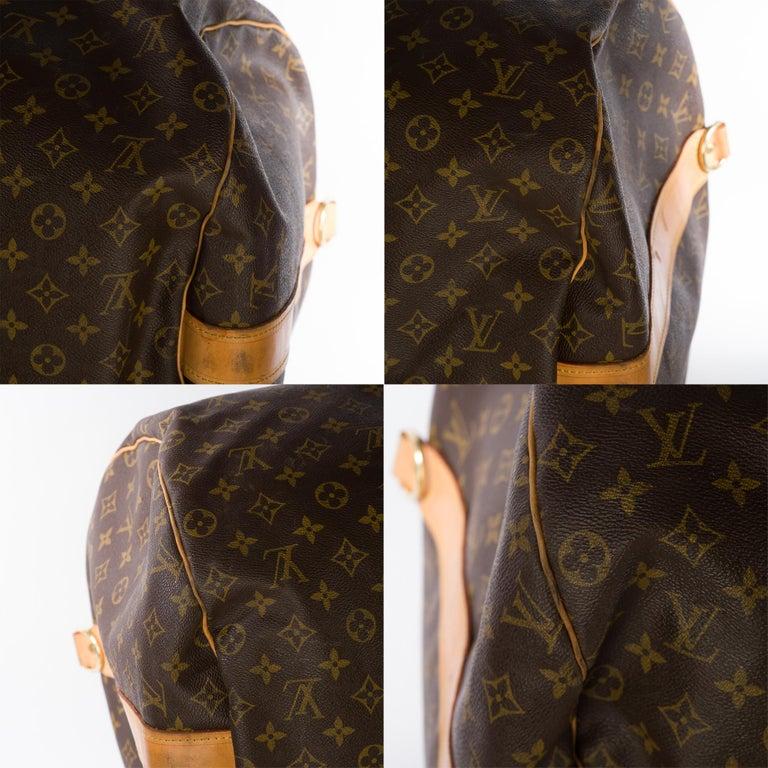 Women's or Men's Louis Vuitton Souple 65 cm Monogram  For Sale