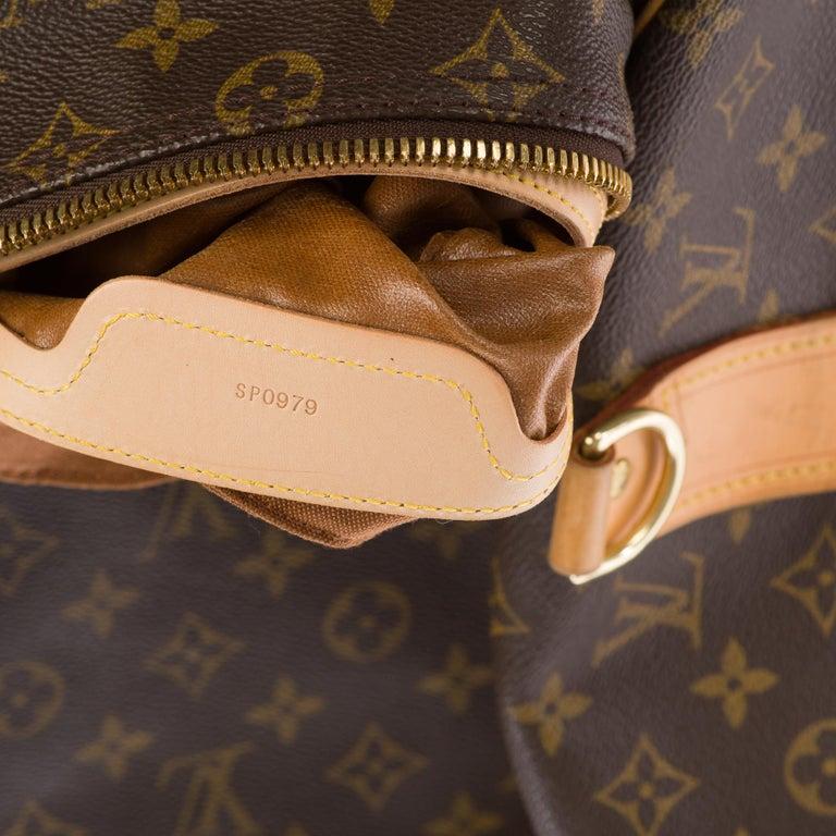 Louis Vuitton Souple 65 cm Monogram  For Sale 2