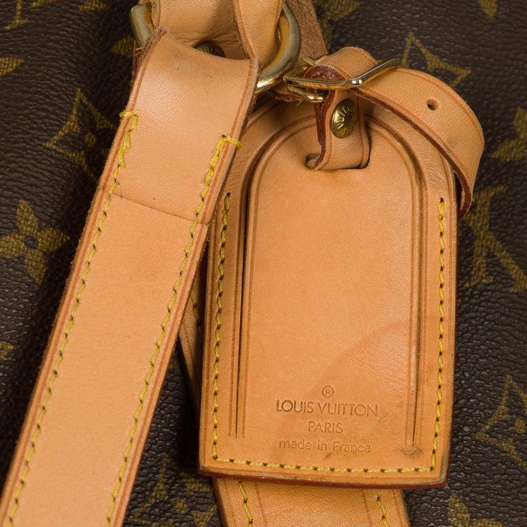 Louis Vuitton Souple 65 cm Monogram  For Sale 4