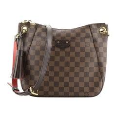 Louis Vuitton South Bank Besace Bag Damier