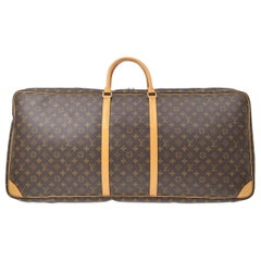 Louis Vuitton Special Order Oversize Large Men's Travel Weekend Duffle Bag