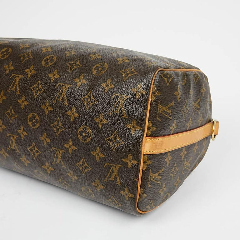Louis Vuitton Speedy 30 Shoulder Bag Monogram Canvas For Sale 1